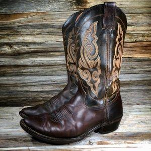 Double H Cowboy Western Boots Men 8.5 D